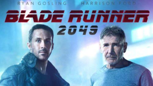 BLADE RUNNER  2049 Trailer is Futuristic