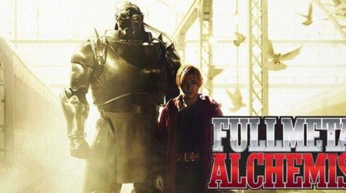 FULLMETAL ALCHEMIST: Japanese Manga by Warner Bros