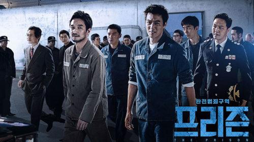 THE PRISON: S. Korean Crime Thriller