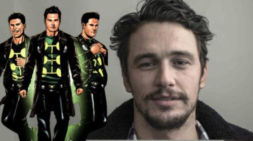 James Franco and Simon Kinberg Come together for Marvel Mutants Multiple man.