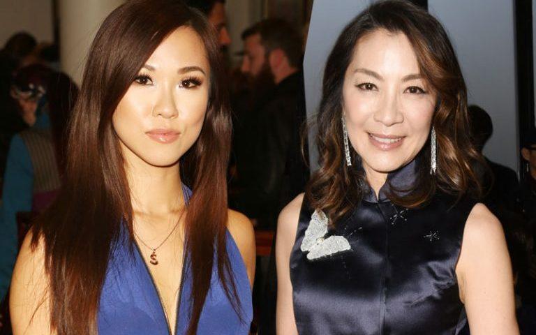 Breaking- Michelle Yeoh Joins the Cast of Gunpowder Milkshake