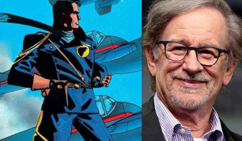 Steven Spielberg on board to direct Black Hawk for Warner