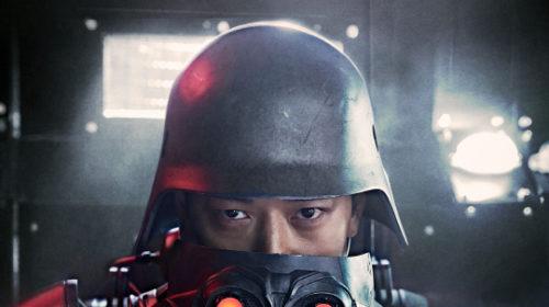 Trailer of Korean Action film  Jin-Roh: The Wolf Brigade