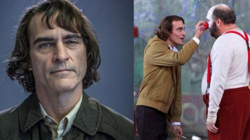 Breaking- Todd Phillips reveals the first look of Joaquin Phoenix As The Joker
