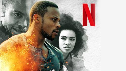 Trailer of Netflix original Shadow