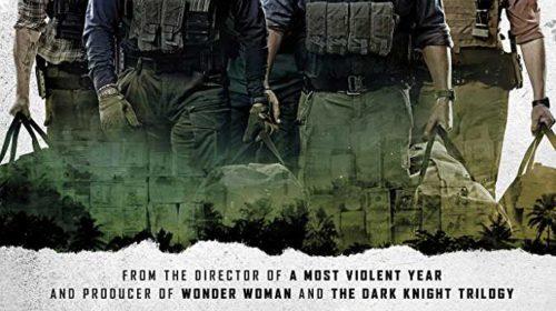 New Trailer of Triple frontier .