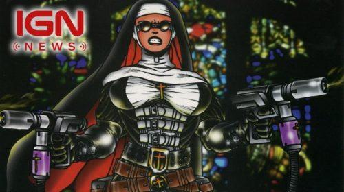Sylvia De Fanti cast in Netflix's Warrior nun