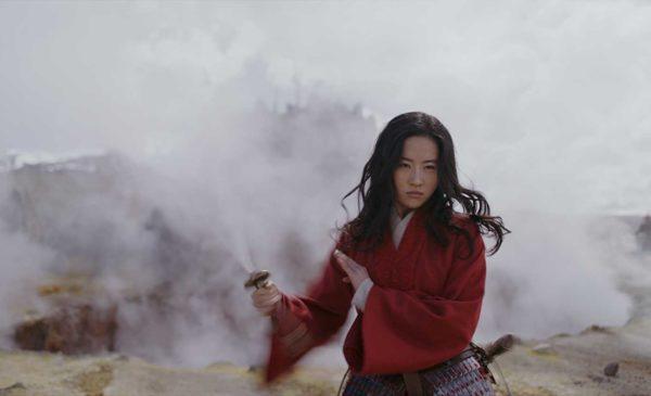 Trailer of  Mulan