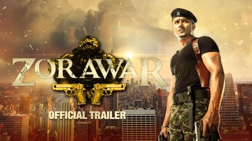 Trailer of Punjabi Film Zoravar