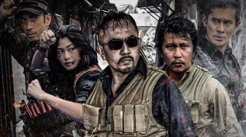 Trailer of Indonesian Film DPO