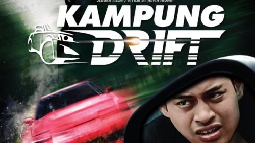 Trailer of Malaysian Action Film Kampung Drift