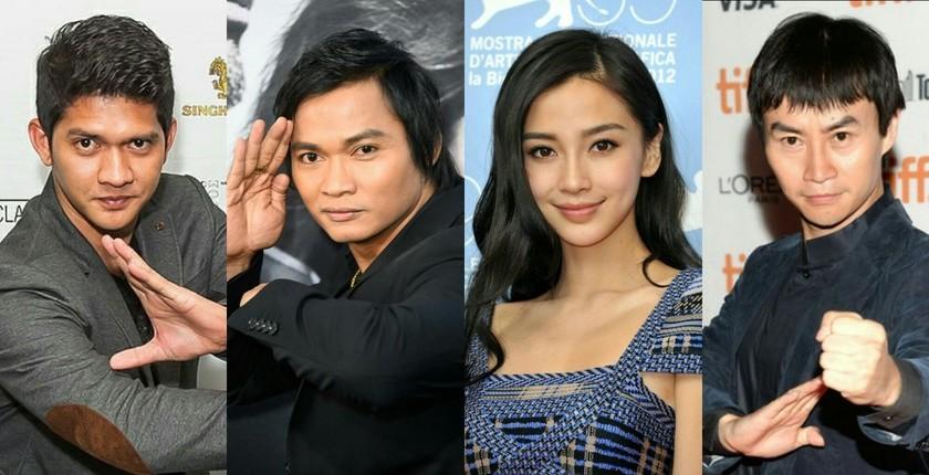 Gary Mak's MakeShift Squad to Star  Iko Uwais, Tony Jaa and Tiger Chen