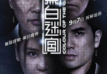 COLOUR OF THE GAME: A Hong Kong Crime Thriller