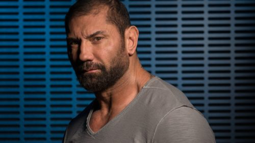 Breaking- Dave Bautista's Action comedy My Spy has been Acquired by Amazon Studios.