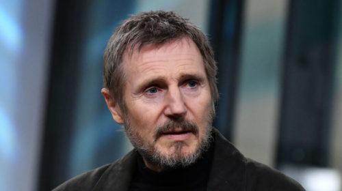 Martin Campbell makes Liam Neeson 'lose it'