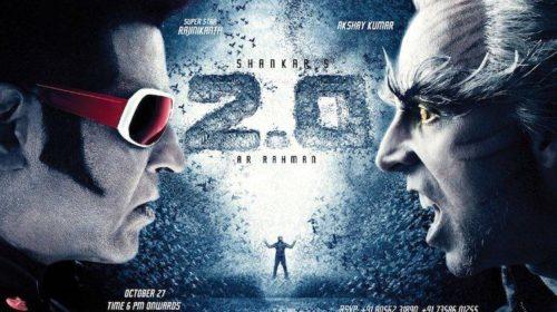 Trailer of Rajnikanth's 2.0