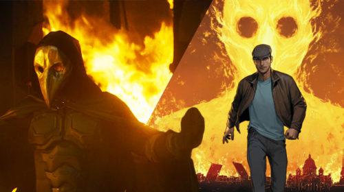 Trailer of Russian Super Hero Film Major Grom
